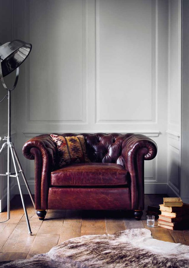 The Connaught armchair