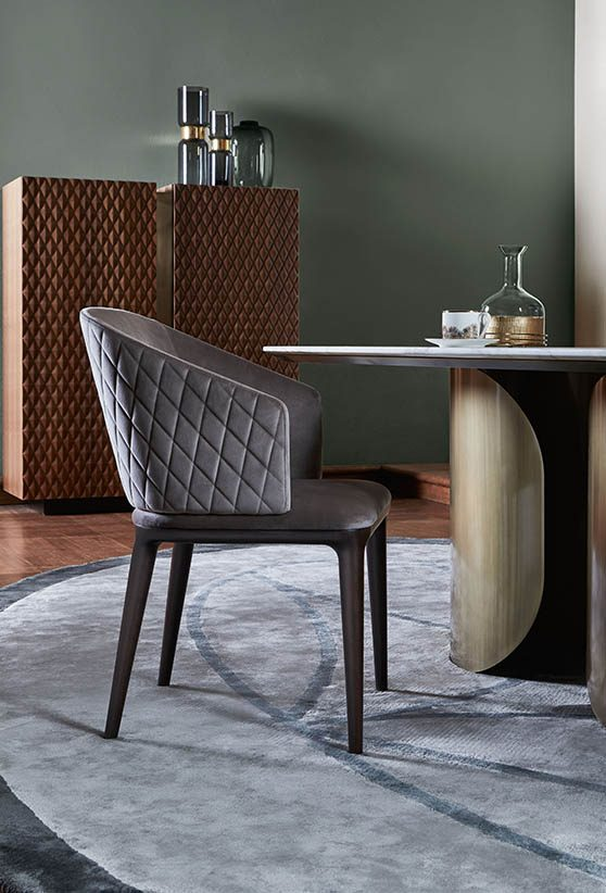 louise 01 dining armchair