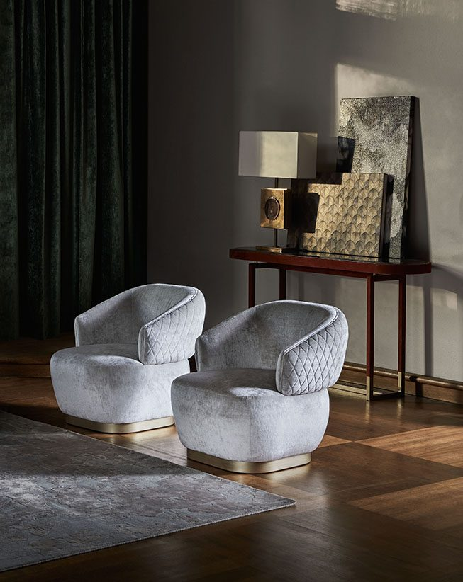 sophie 01 luxury armchair