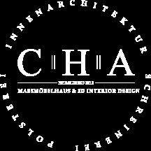 cottagehomeart logo round white