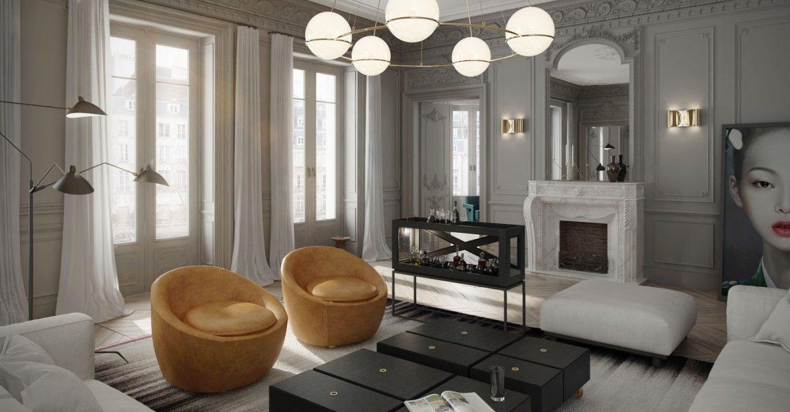 2 classic parisian apartment contemporary interior design 1 1150x600