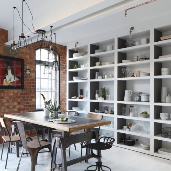 industrial dining