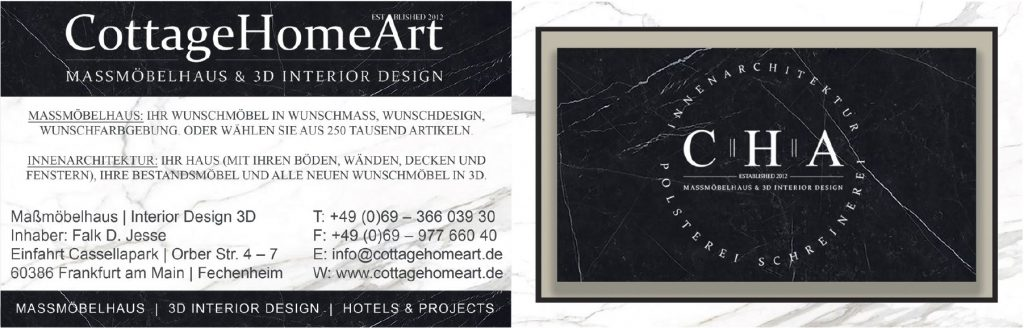 2019 09 New Business Card CHA outside